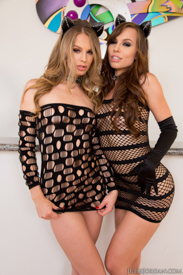 Jillian Janson & Aidra Fox