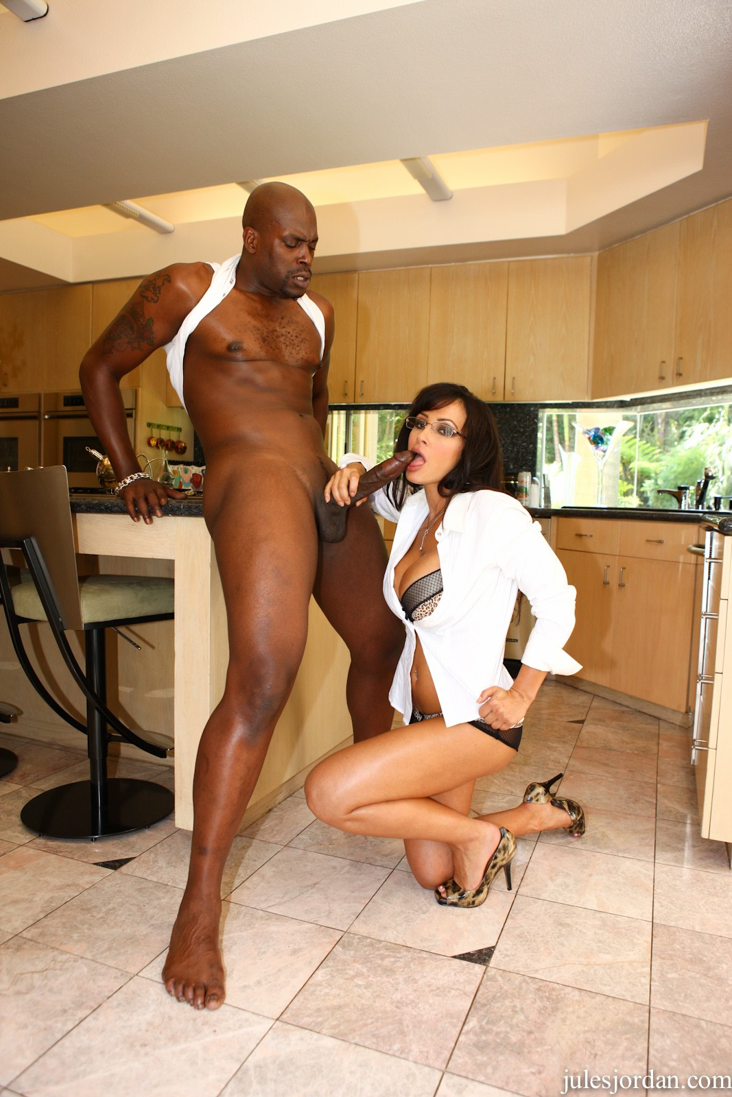 Lisa ann interracial movies sex with mares