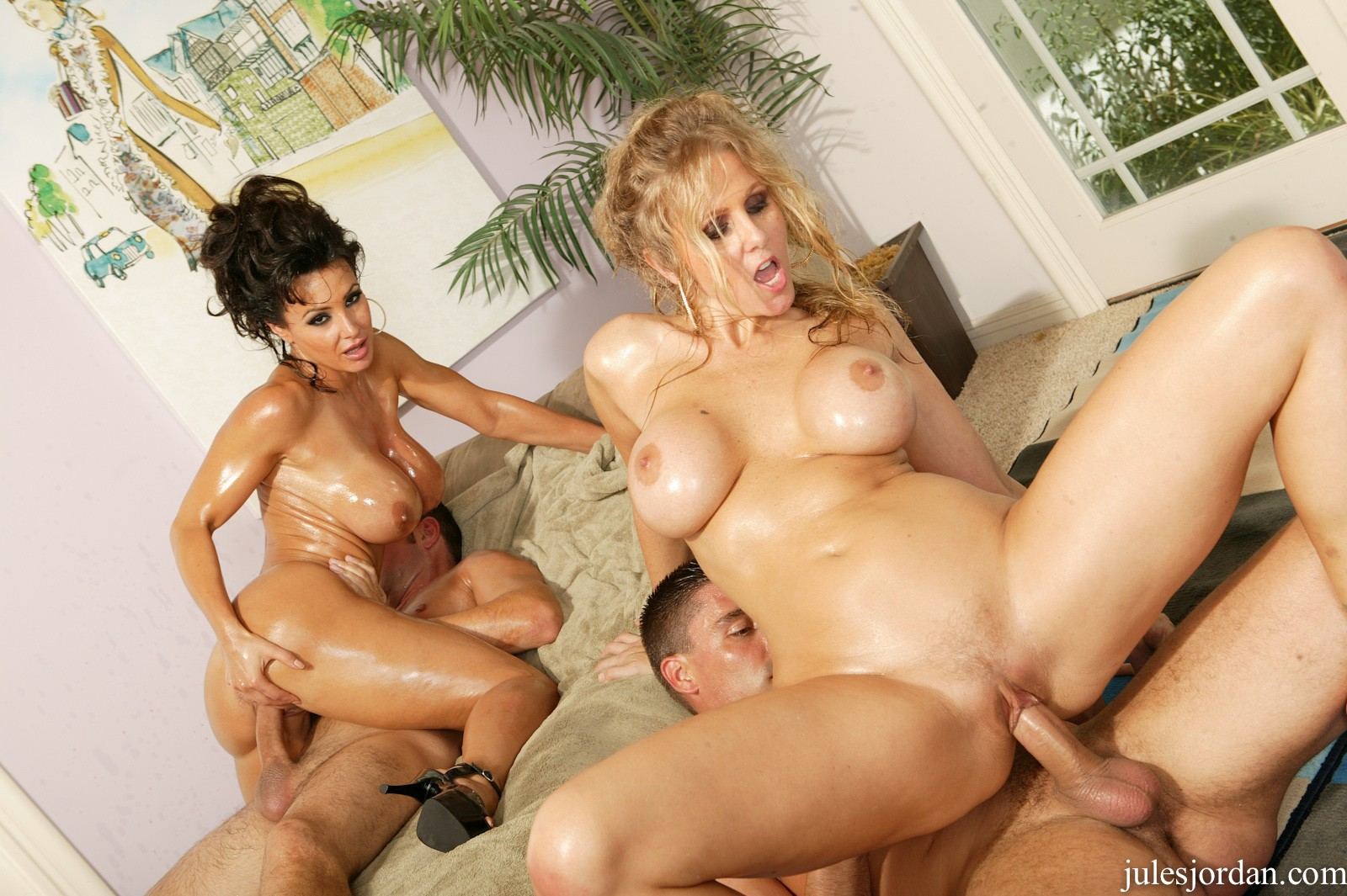 lisa ann oil