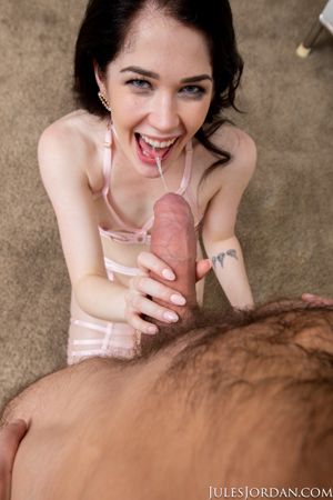 Evelyn Claire Wants As Much Cock As She Can Get